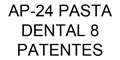 Ap-24 Pasta Dental 8 Patentes